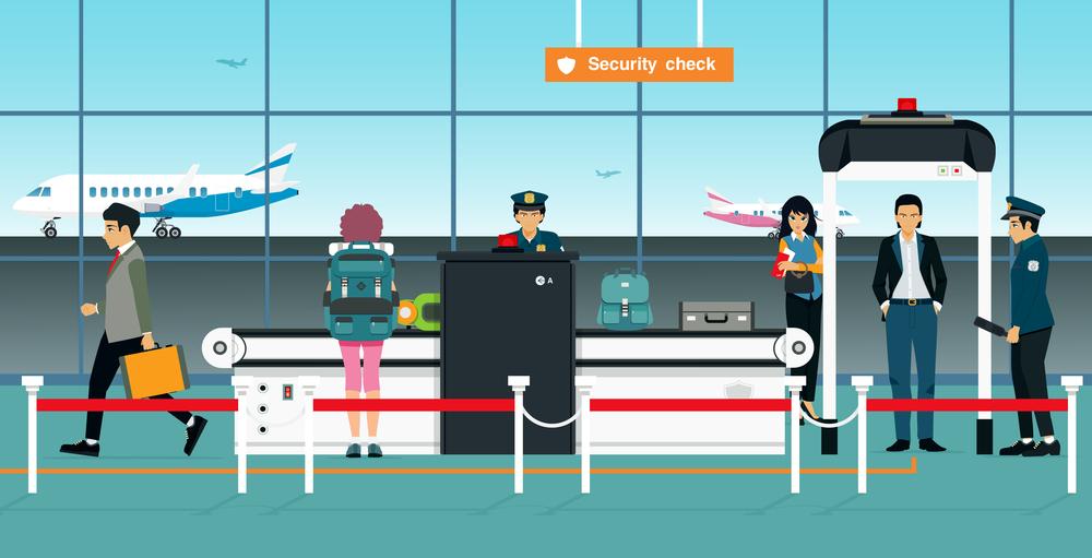 ทำไมสนามบินจึงจ้างเจ้าหน้าที่รักษาความปลอดภัยในปริมาณที่มาก