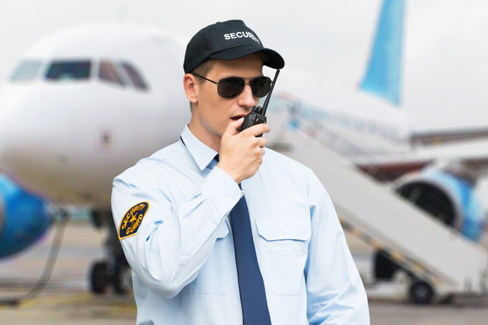 บนเครื่องบิน ต้องมีเจ้าหน้าที่รักษาความปลอดภัย อยู่ด้วยหรือไม่