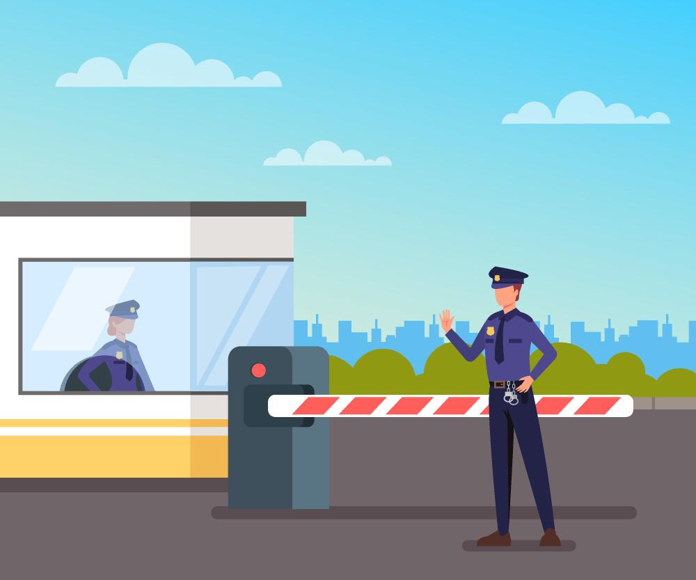 ลานจอดรถ ควรมีเจ้าหน้าที่รักษาความปลอดภัย ประจำอยู่หรือไม่ เพราะเหตุใด