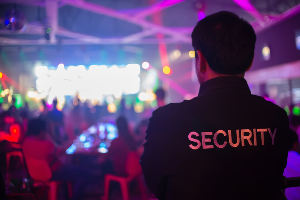 สถานบันเทิง ต้องมีเจ้าหน้าที่รักษาความปลอดภัย คอยดูแลใช่หรือไม่